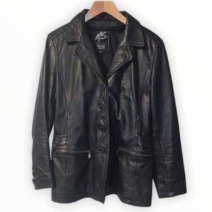 Woman's Vintage Leather jacket